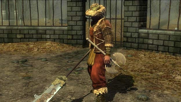 Deadliest Warrior: Ancient Combat Screenshot