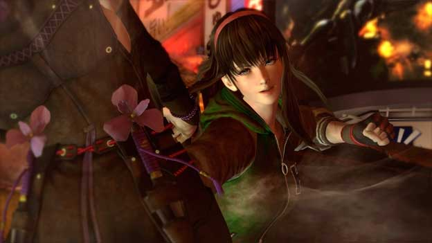 Dead or Alive 5 Screenshot
