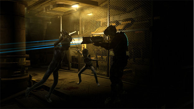 Dead Space 2: Severed Screenshot