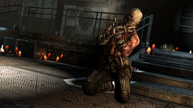 Dead Space 3: Awakened Screenshot