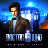Doctor Who: The Eternity Clock Box Art