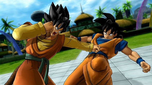Dragon Ball Z: Ultimate Tenkaichi Screenshot