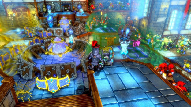 Dungeon Defenders Screenshot