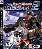 Dynasty Warriors: Gundam 2 box art