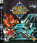 The Eye of Judgment box art