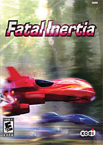 Fatal Inertia box art
