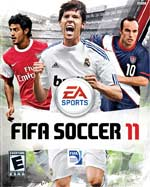 FIFA Soccer 11 box art