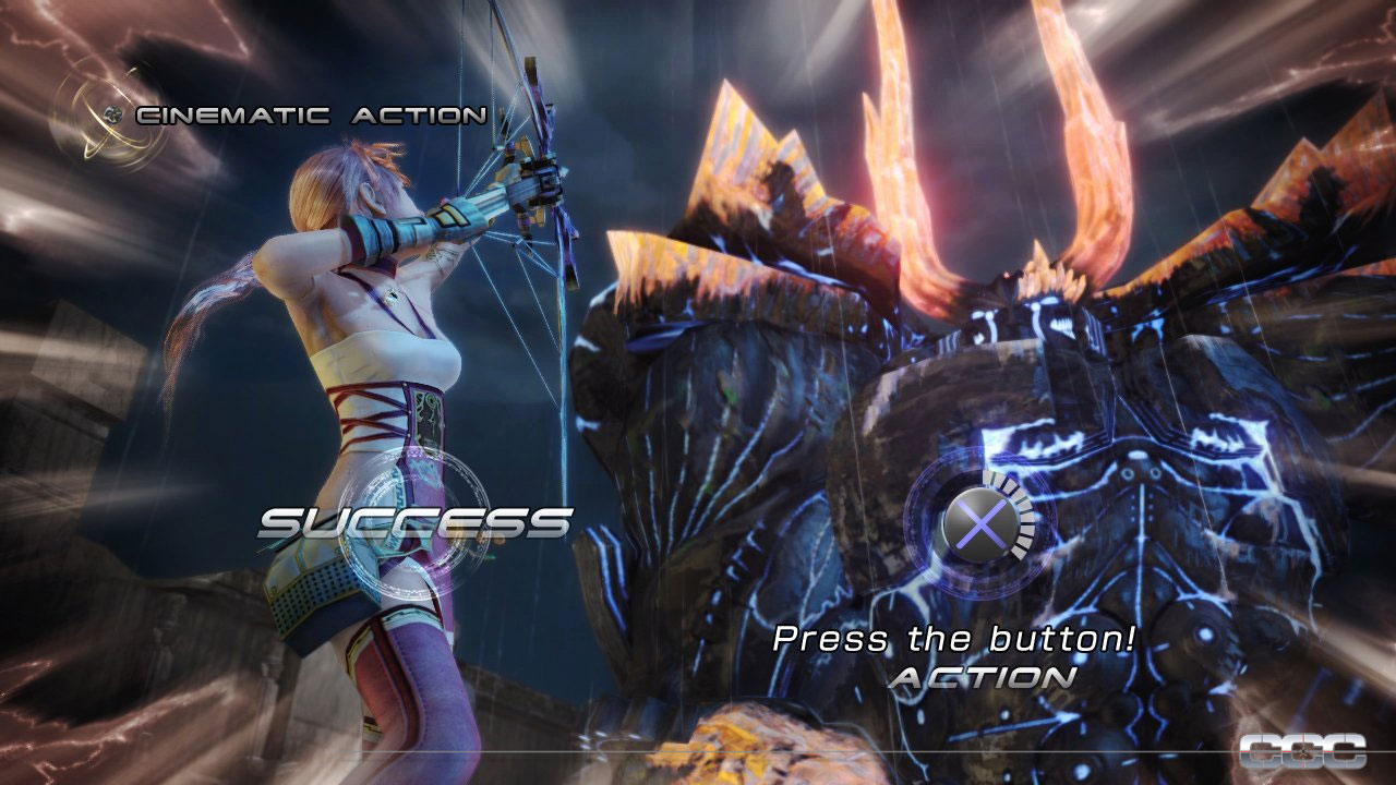 Final Fantasy XIII-2 Screenshot - click to enlarge