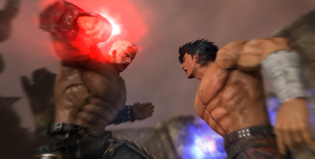 Fist of the North Star: Ken's Rage 2 Screenshot