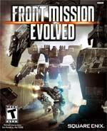 Front Mission Evolved box art