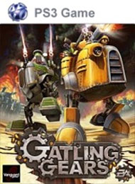 Gatling Gears Box Art