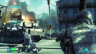 Ghost Recon Advanced Warfighter 2 screenshot