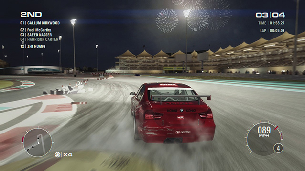 New Xbox Games Reviews: GRID 2 Xbox360 Review