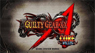 Guilty Gear XX Accent Core Plus Box Art