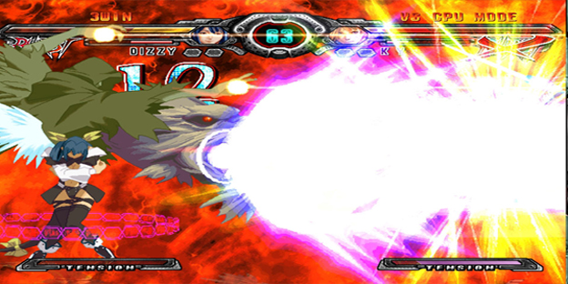 Guilty Gear XX Accent Core Plus Screenshot