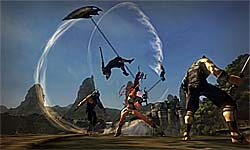 Heavenly Sword screenshot