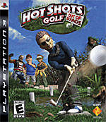 Hot Shots Golf: Out of Bounds box art