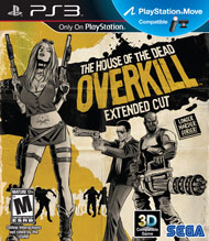 House of the Dead: Overkill - Extended Cut Box Art