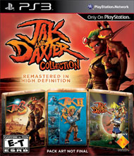 Jak and Daxter Collection Box Art