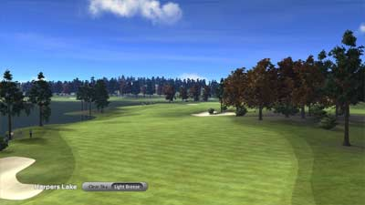 John Daly's Prostroke Golf screenshot