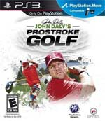 John Daly's Prostroke Golf box art