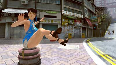Kung Fu Rider screenshot