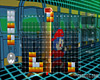 Lumines Supernova screenshot - click to enlarge