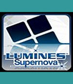 Lumines Supernova box art