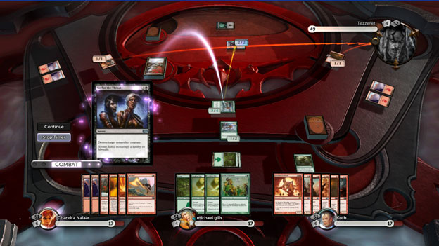 Magic the Gathering: Duels of the Planeswalkers 2012 Screenshot