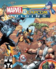 Marvel vs. Capcom Origins Box Art