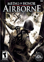 Medal of Honor: Airborne box art