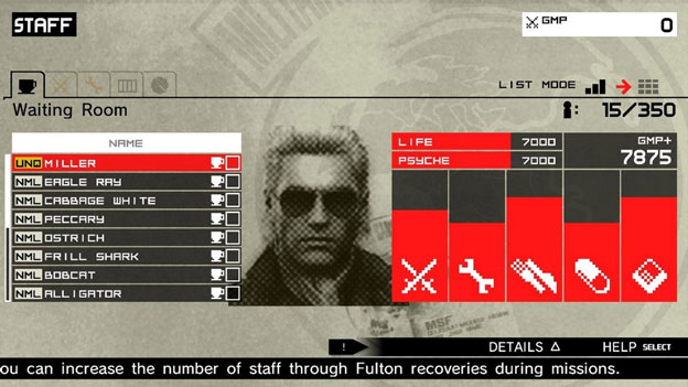 Metal Gear Solid HD Collection Screenshot