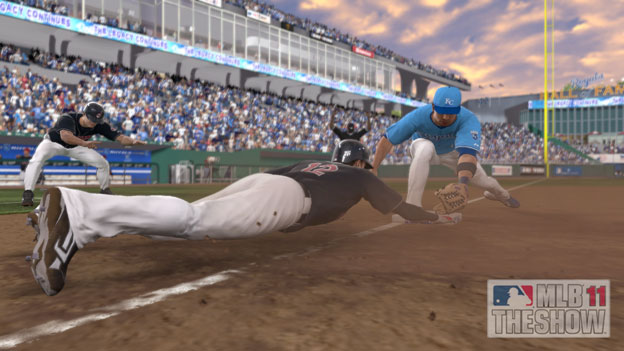 MLB 11: The Show Screenshot