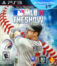 MLB 11: The Show Box Art