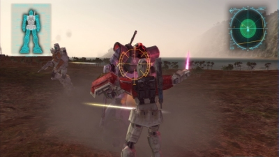MOBILE SUIT GUNDAM screenshot