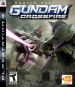 Mobile Suit Gundam: Crossfire box art