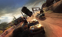 MotorStorm screenshot