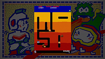 Namco Museum Essentials screenshot