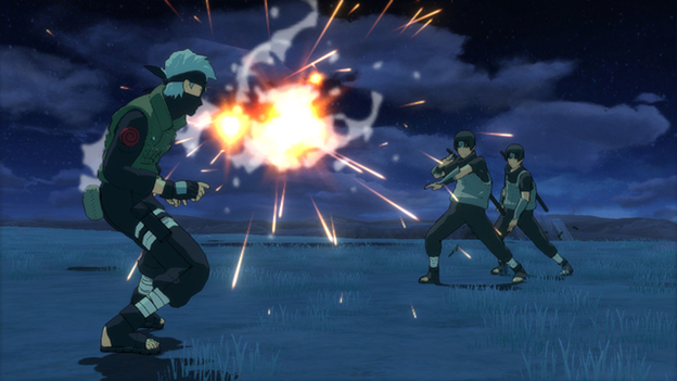 Naruto Shippuden: Ultimate Ninja Storm 3 Screenshot