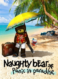 Naughty Bear: Panic in Paradise Box Art