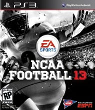 NCAA Football 13 Box Art