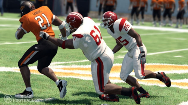 NCAA Football 13 Screenshot