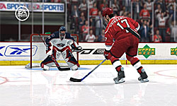 NHL 08 screenshot