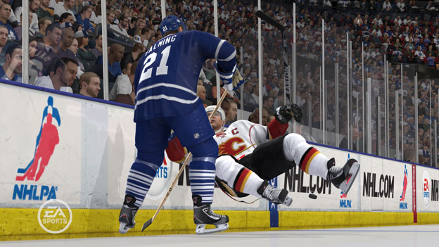 NHL 12 Screenshot