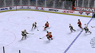NHL 2K9 screenshot