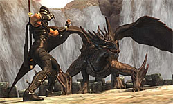 Ninja Gaiden Sigma 2 screenshot