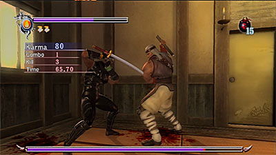 Ninja Gaiden Sigma screenshot