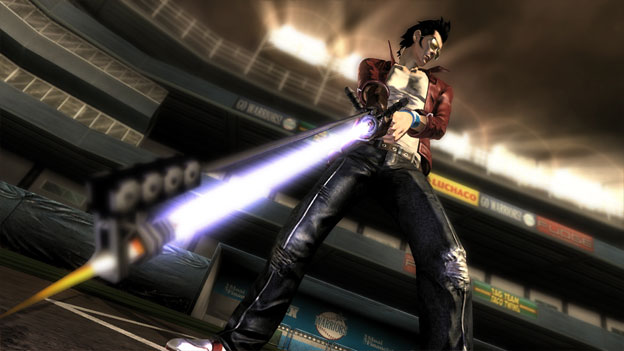 No More Heroes: Heroes' Paradise Screenshot