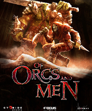 Of Orcs and Men Box Art
