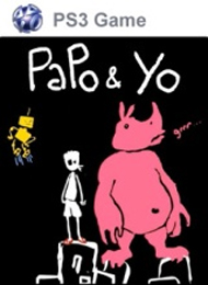 Papo & Yo Box Art
